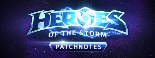 Heroes: PTR Patch Notes zum neuen Update