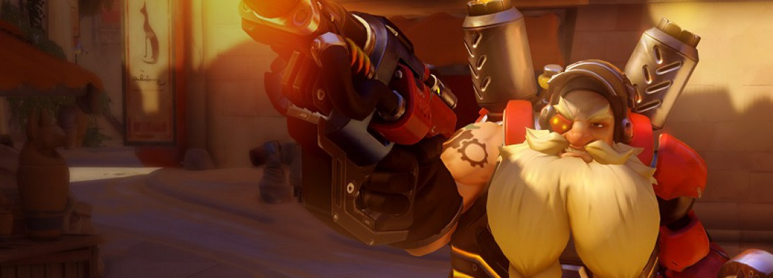 Overwatch: Ein Gameplay Video zu Torbjörn