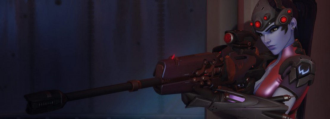 Overwatch: Ein Gameplay Video zu Widowmaker