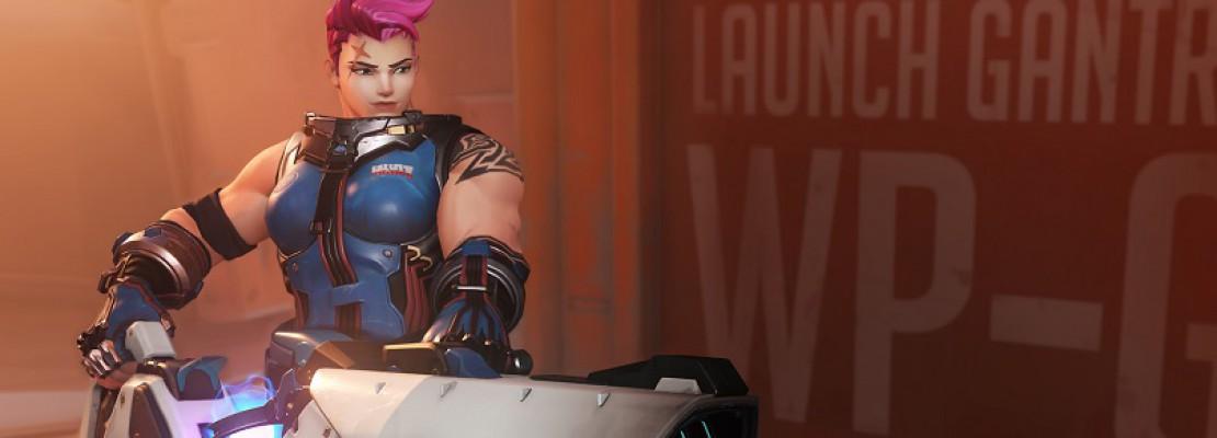 Overwatch Winterwunderland: Ein neuer Skin für Zarya