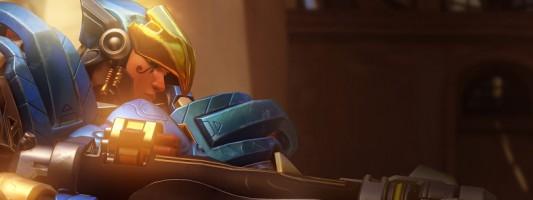 Overwatch: Ein Gameplay Video zu Pharah