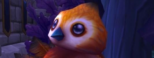 WoW: Pepe begleitet die Spieler in Battle for Azeroth