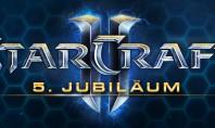 SC2: Das fünfjährige Jubiläum von StarCraft II