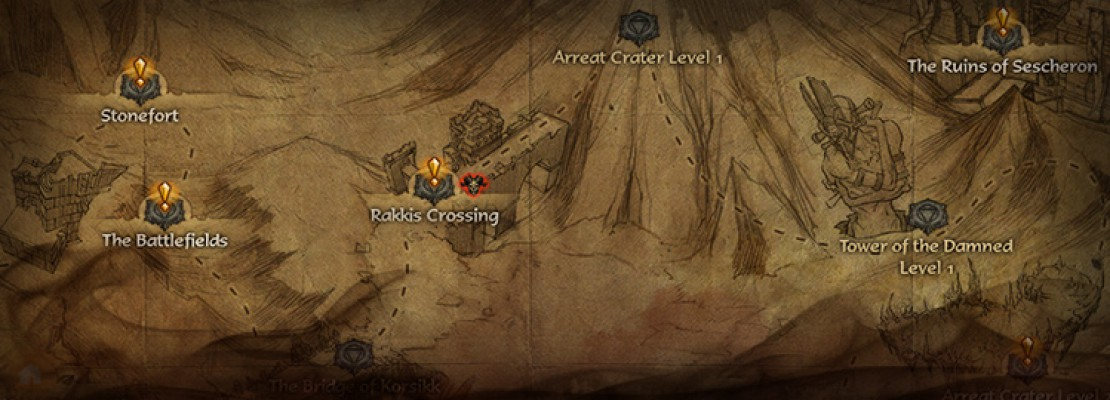 Diablo 3: Vorschau auf den Abenteuermodus in Patch 2.3.0