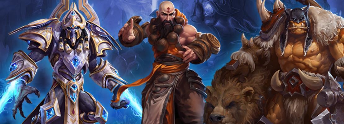 Heroes: Drei neue Helden und ein Spielfeld