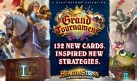Hearthstone: Das Große Turnier wurde veröffentlicht