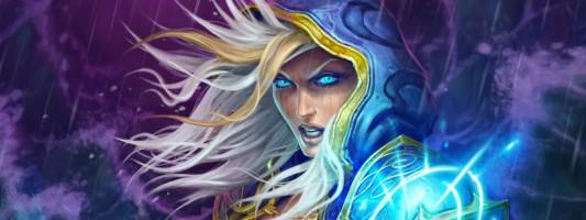 Hearthstone: Ein neuer Zauber für den Magier