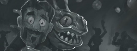 Kartenchaos: Der Maskenball
