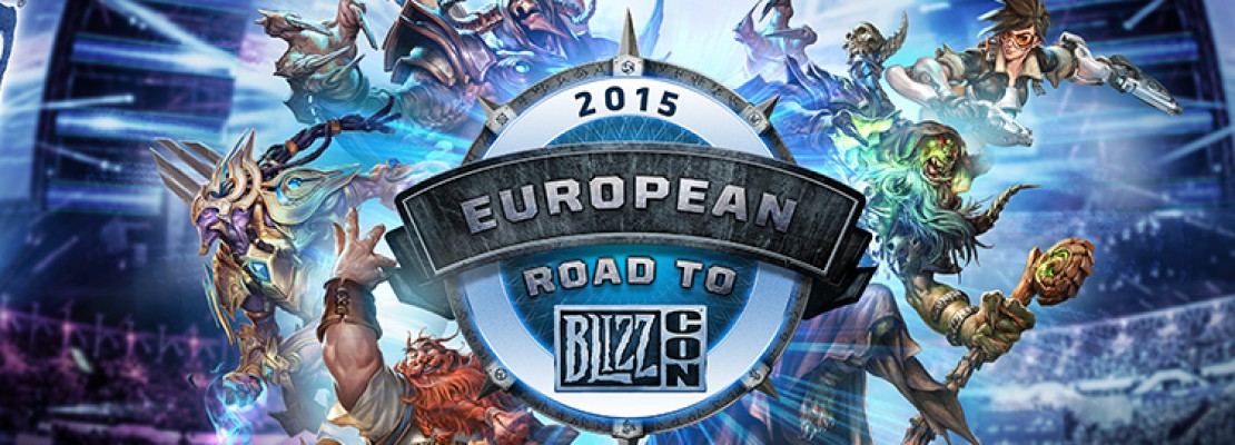 Blizzard: Mitschnitt der European Road to BlizzCon