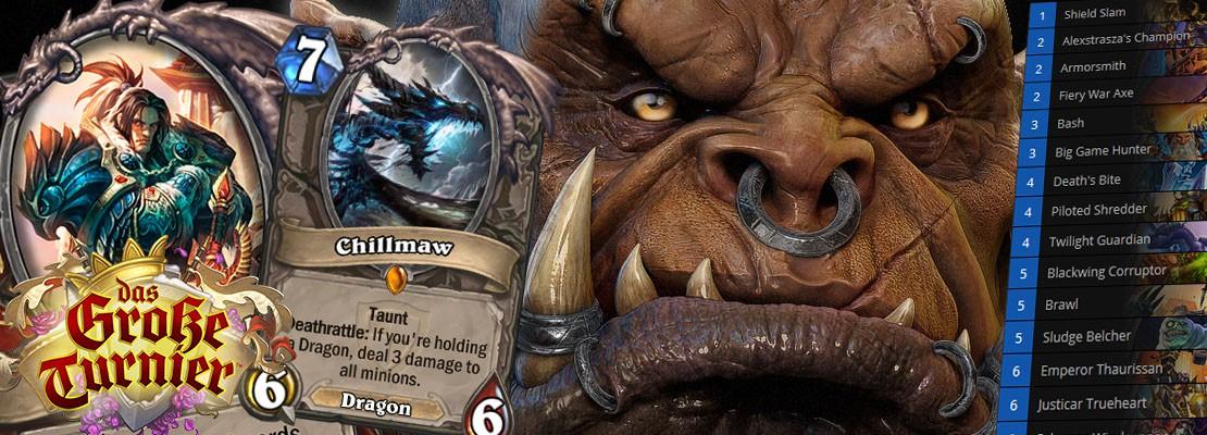 Das große Turnier: Krieger Drachen Deck