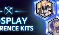 """Heroes: """"Update"""" Referenz Kits zum Erstellen von Kostümen"""