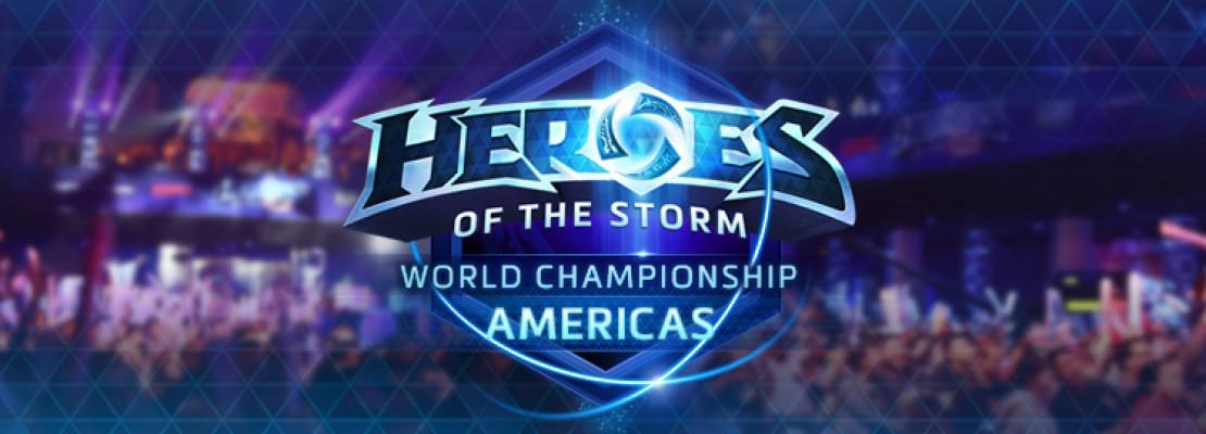 Heroes: Mitschnitt der America Championships