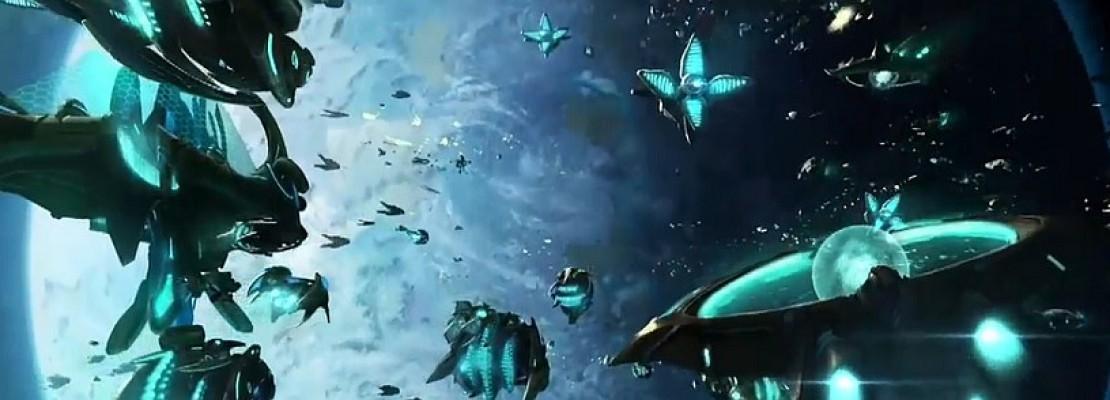"""SC2: Die Entwickler planen ein animiertes Video mit dem Titel """"Reclamation"""""""