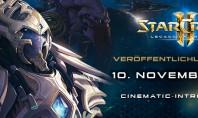 LotV: Der Veröffentlichungstermin und das offizielle Intro-Cinematic