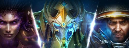 Blizzard: Die Entwicklung von Inhalten für Starcraft 2 wird teilweise eingestellt