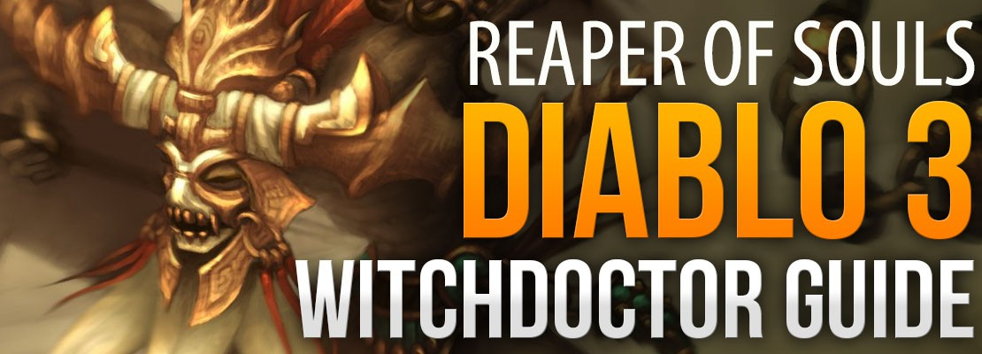 Diablo 3 (Patch 2.3): Witchdoctor-Guide