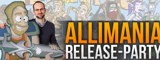 Allimania 20 Release-Event