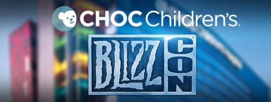 Blizzcon: Die Wohltätigkeitsauktion für CHOC Childrens