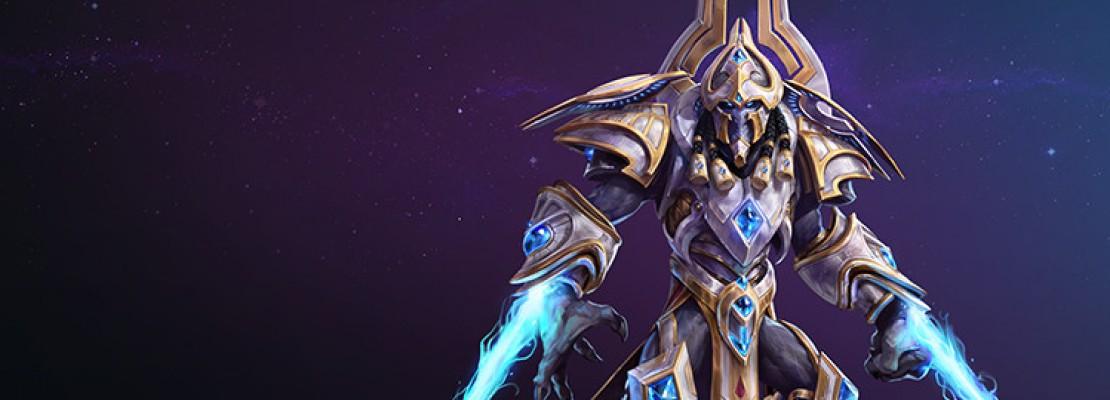 """Heroes: """"Update"""" Details zu der Veröffentlichung von Artanis"""