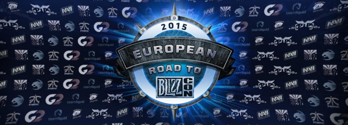 Heroes: Vorstellung der Teams für die European Road to BlizzCon