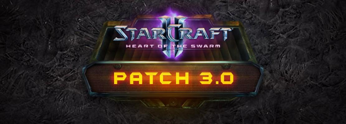 SC2: Patch 3.0 erscheint in dieser Woche