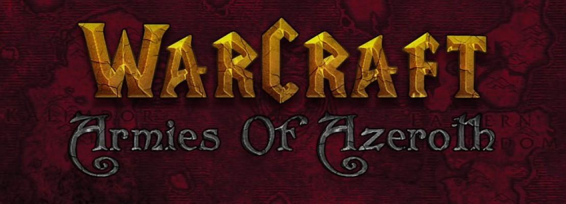 """SC2: Ein neues Video zu der Karte """"WarCraft-Armies of Azeroth"""""""