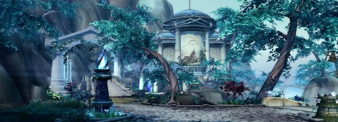 """WoW Legion: Einige Hinweise zu Azshara und der Zone """"Azsuna"""""""