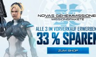 SC2: Das Nova Missionspaket kann vorbestellt werden