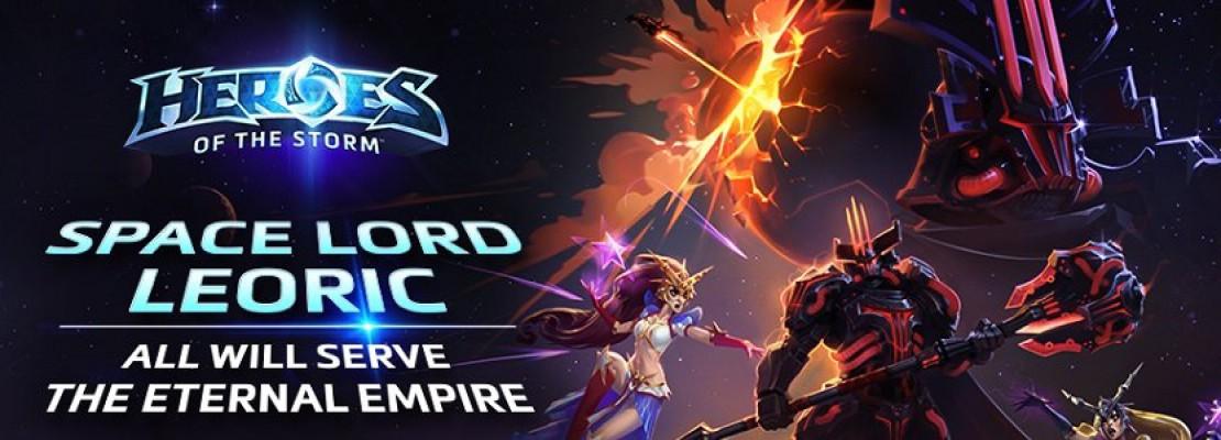 """Heroes: """"Update"""" Der """"Space Lord Leoric"""" Skin erscheint nächste Woche"""