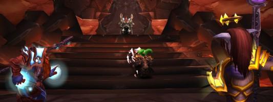 TBC Classic Beta: Erste Anzeichen auf ein Upgrade für den Dungeon-Finder