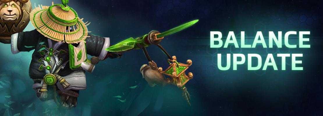 Spielbalance-Update: Ein Nerf für Maiev