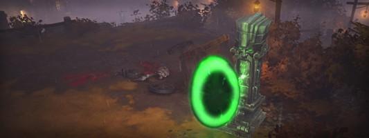 Diablo 3: Die Entwickler über die Setportale