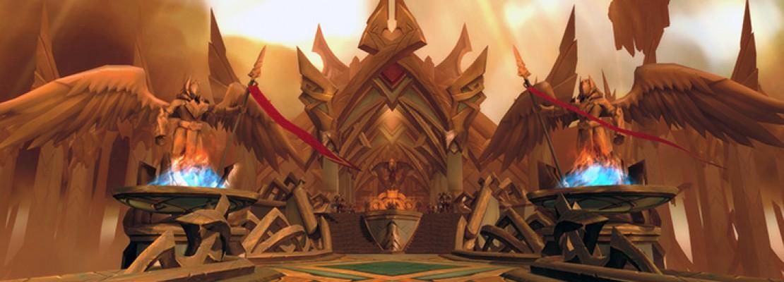 """Legion: Der Modus """"Mythic+"""" ist nicht beim Release verfügbar"""