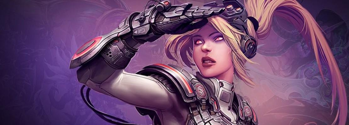 Heroes: Kommende Anpassungen an Nova, Rehgar und Xul