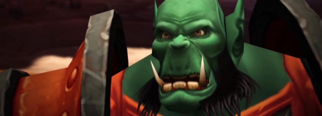 "WoW Legion: Spoiler zu dem Orc ""Nazgrim"""