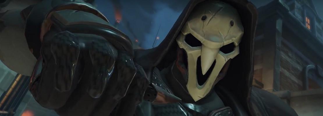 Overwatch: Reaper und Mei werden bald gebuffed