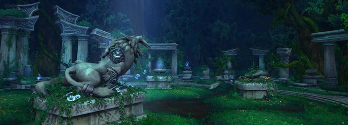 "Legion: Die neue Arena ""Ashamane's Fall"""