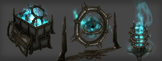 Diablo 3: Ein Blogeintrag zu der Kunst in RoS