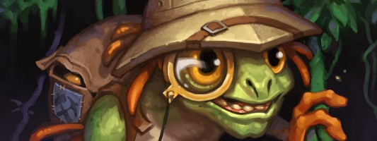 Hearthstone: Sir Finley Mrrgglton als NPC in Legion