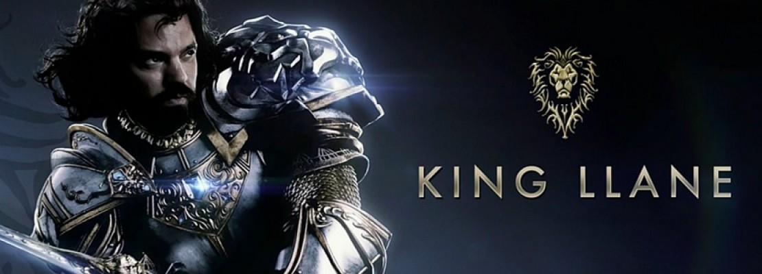 """Warcraft-Film: Ein Video zu Dominic Cooper und seiner Rolle als """"König Llane"""""""