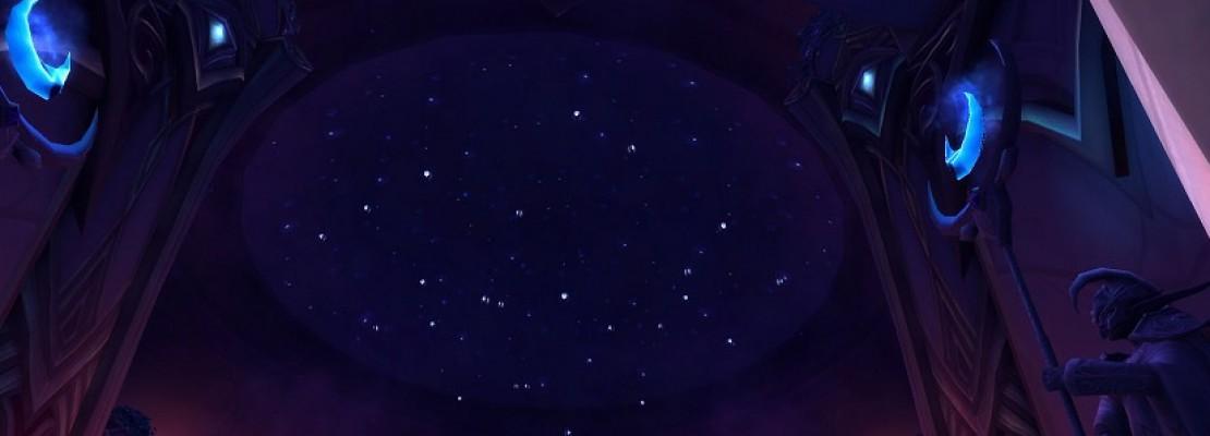 """Legion: Die Dungeons """"Arkus"""" und """"Hof der Sterne"""" sind nur im Mythic Mode verfügbar"""