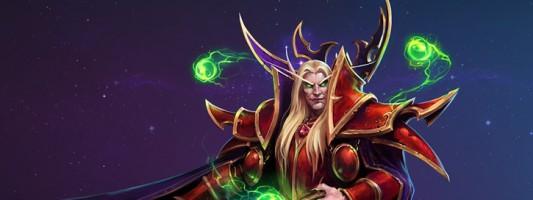 Heroes: Ein Fehler mit Kael'thas wurde behoben
