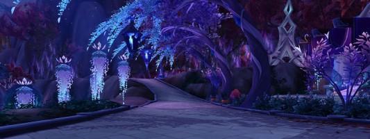 WoW Fan Art: Wie würden die Druiden der Nachtgeborene aussehen?