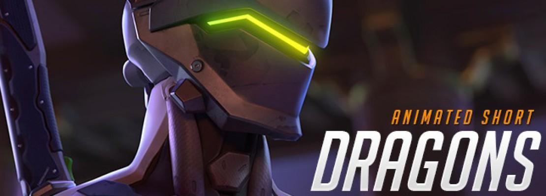 """Overwatch: Der Kurzfilm """"Dragons"""" wurde veröffentlicht"""