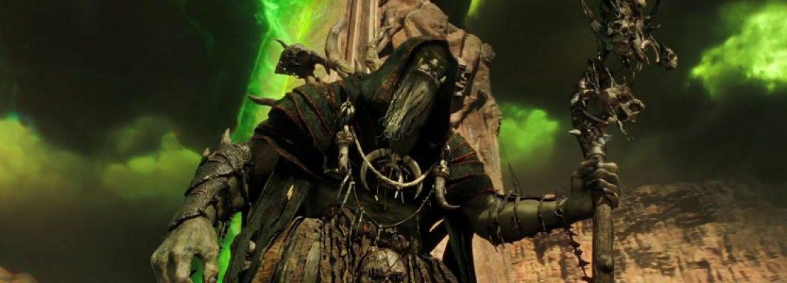 Warcraft-Film: Ein Video zu Gul'dan