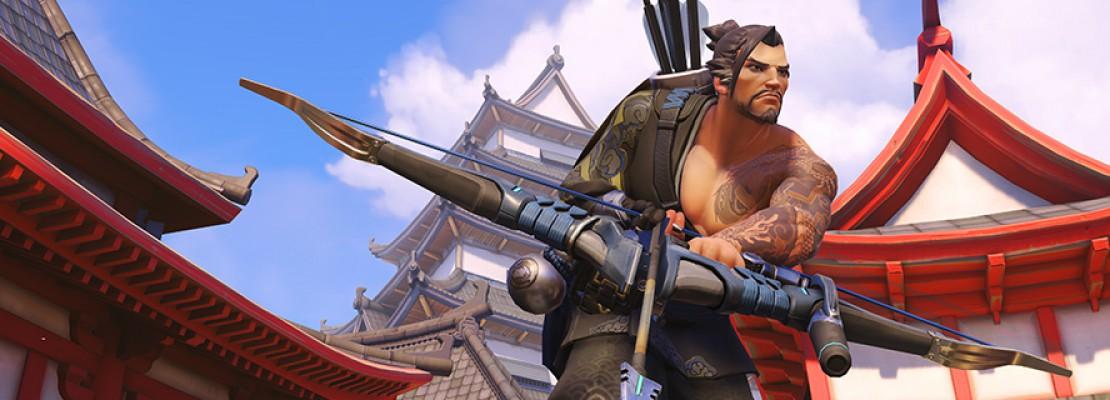 Overwatch: Drei verworfene Änderungen an Hanzo