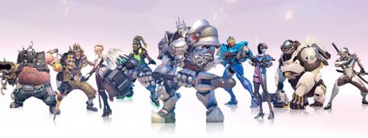 Overwatch: Eine Grafik zu den Stärken und Schwächen der Charaktere