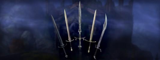 Diablo 3: Die Schwerter der Entwickler für die Transmogrifikation nutzen