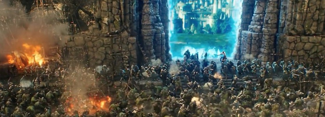 Warcraft-Film: Ein Video zu der Technik des Films