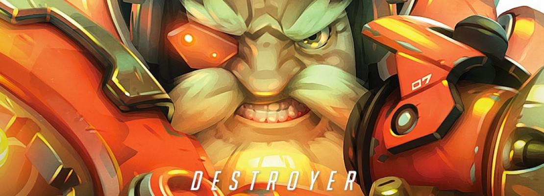 """Overwatch: Das digitale Comic """"Destroyer"""""""